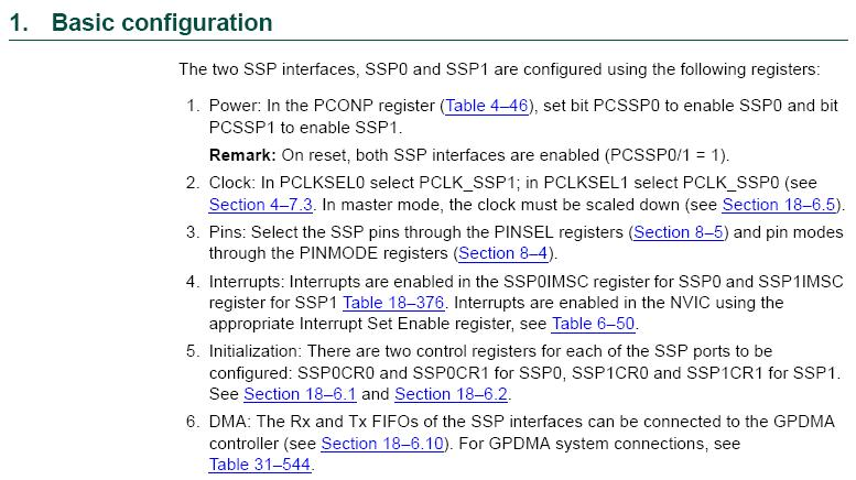 Basic Configuration Steps for the SSP