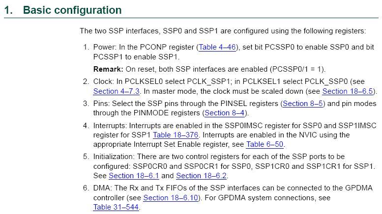 Basic Configuration Steps for the SSP